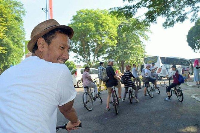 Jakarta Cycling Tour in Taman Mini Indonesia Indah