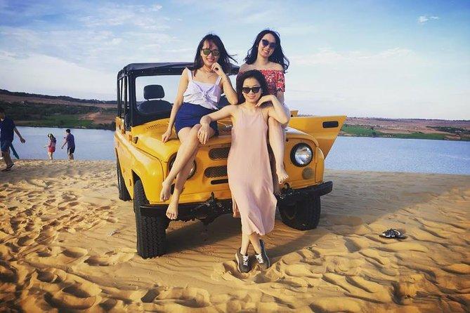 Mui Ne Jeep Safari with Bau Trang Excursion