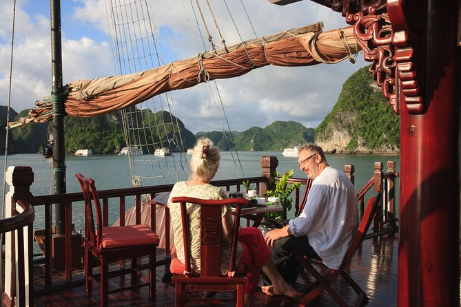 3 Days | Explore Halong Bay and Lan Ha Bay, Cat Ba on Boat