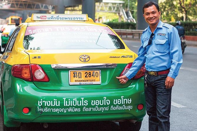 Bangkok Airport Arrival Transfer with Free SIM CARD