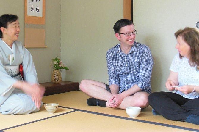 Tea Ceremony Experience in Hiroshima city!