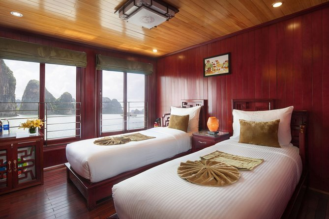 Halong Royal Palace Cruise | 3 Days 2 Nights Halong and Lan Ha, Cat Ba island