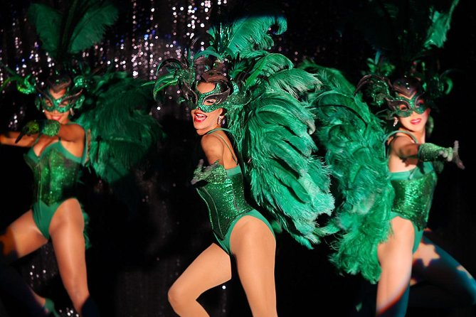 Calypso Cabaret Show with Return Transfer from Bangkok