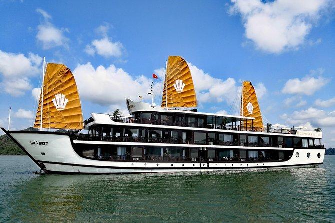 2 Days and 1 Night Halong Bay Luxury Genesis Regal Cruises