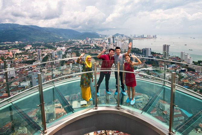 Penang Half Day City Tour Including The Top Komtar