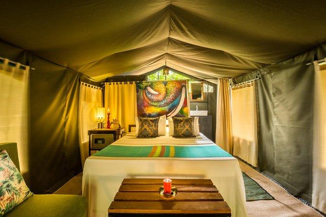 All-Inclusive Udawalawe Mahoora Tented Safari Camp
