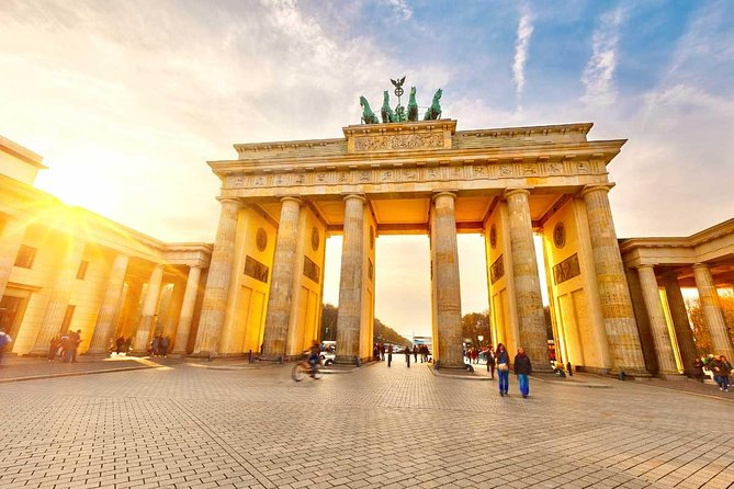 Discover Berlin Self-Guided Walking Tour with Mobile App