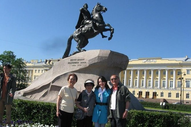 St Petersburg Visa-Free Shore excursion. 2 day Relaxed tour with a boat photo 4