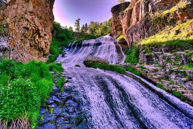 Private Tour to Khor Virap, Noravank, Jermuk waterfall