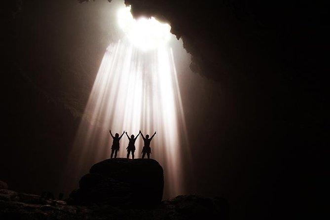 Yogyakarta Heavenly Light Jomblang Cave Adventure Join Tour