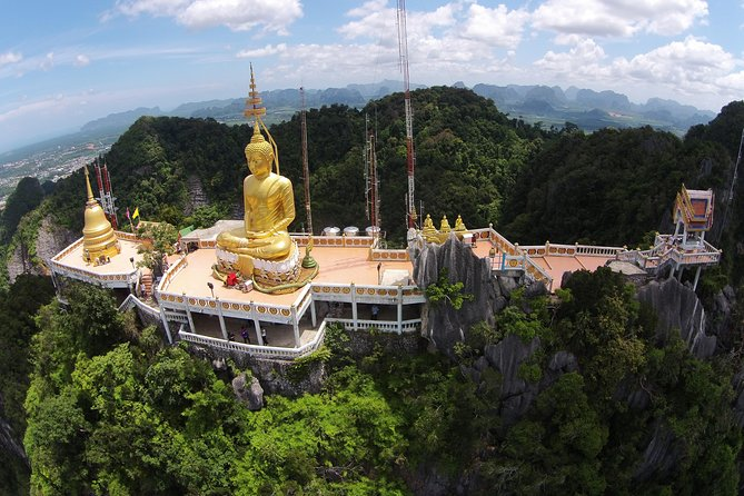Full Day Tour to Emerald Pool, Hot Springs & Tiger Cave Temple from Krabi