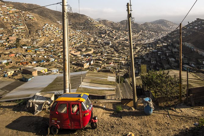 Half-Day Local Communities and Social Tour in Lima
