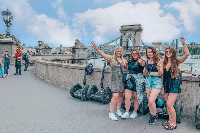 Budapest Superior Segway Tour - 3 Hrs