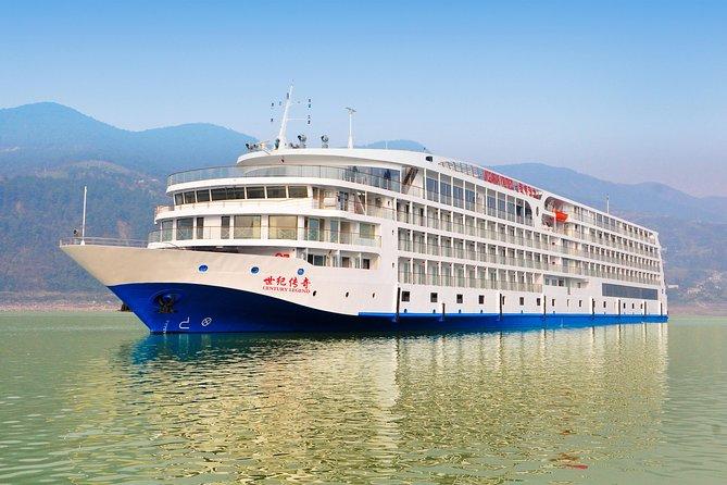 3N4D Yangtze River Cruise from Chongqing to Yichang by Century Legend Cruise