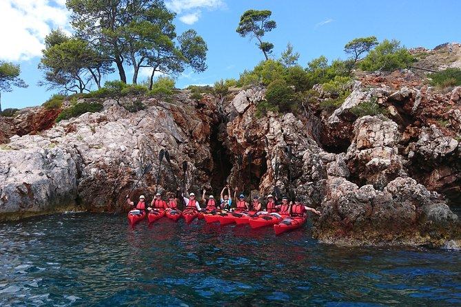 Afternoon Sea Kayaking Tour From Hvar To Pakleni Islands