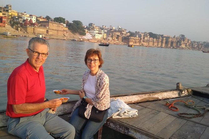 Morning Tour with Boat ride, Akhada and Heritage Walk