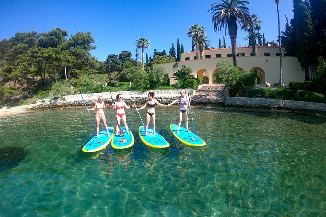 Stand Up Paddle Abenteuer in Split