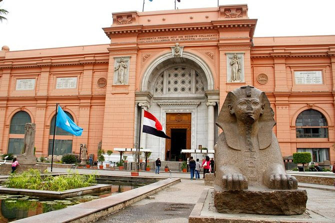Private Half-Day Tour to Egyptian Museum
