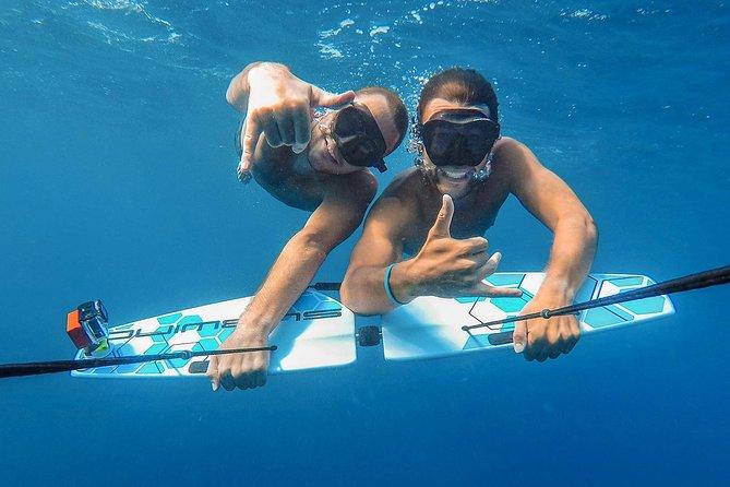 Subwing Malta, Gozo, Comino, Blue Lagoon water sport