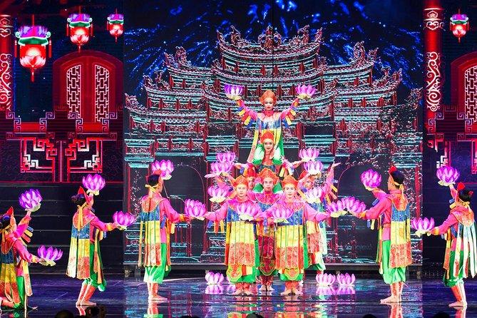 Skip the Line: DucaShow Nha Trang Ticket - Vietnamese Minstrelsy