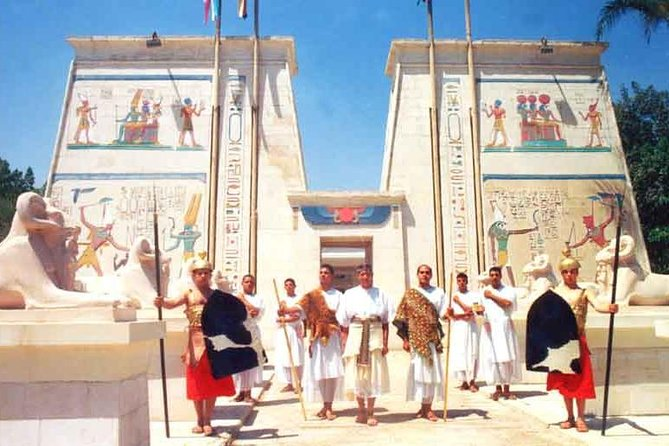 Half Day Tour To Pharaonic Village In Cairo photo 2