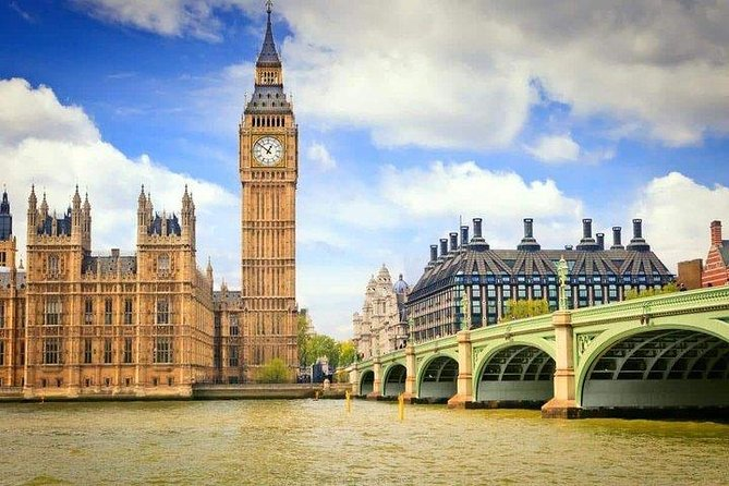 4 Hour Tour London Highlights with Private Tour Guide