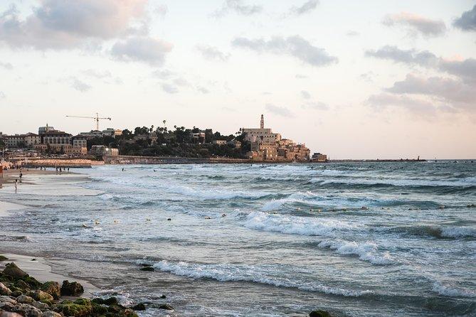 Tel Aviv south Walking tour: Yafo, Shuk Hakarmel and Neve Tzedek
