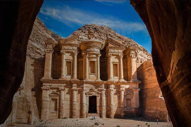 From The Dead Sea: 2 Day Tour Petra and Wadi Rum