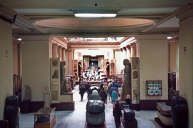 Private Day Tour to Egyptian Museum and Old Cairo photo 19