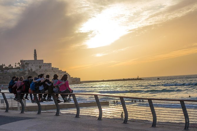 Tel Aviv Like a Local: Customized Guided Tour