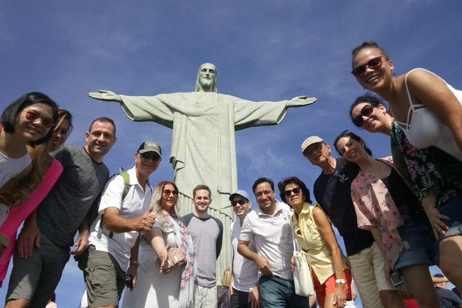 Cruise Exclusive - Full Day Corcovado, Christ, Selaron, Sugar Loaf