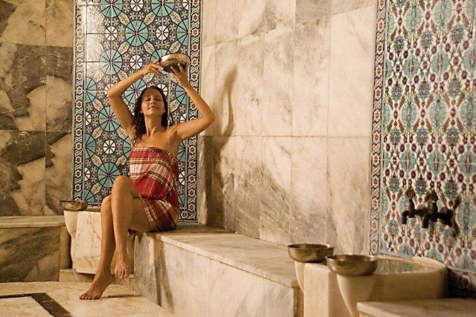 Turkish Bath - 20 min Oil Massage from Antalya