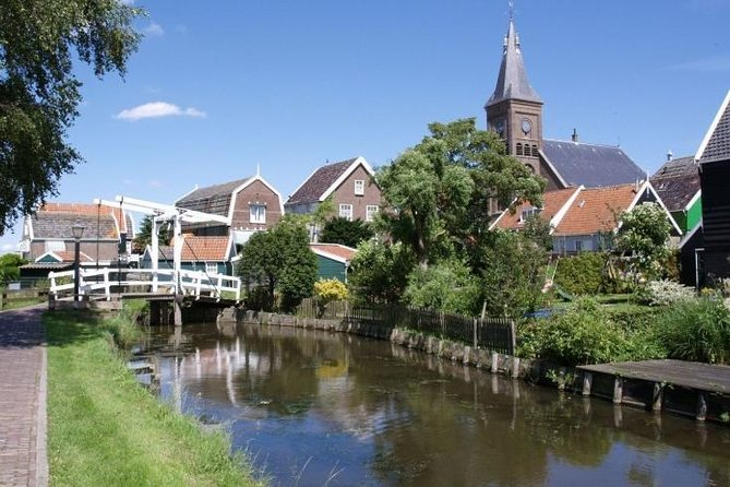 Off the beaten paths Dutch Landscape Country Side Private Tour by Car 4 hours