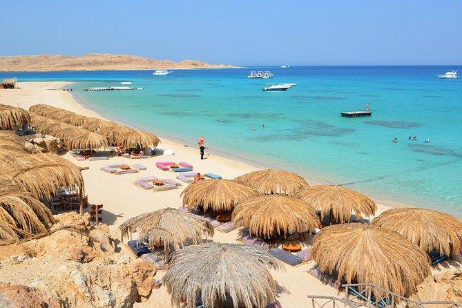 Full Day Paradise Island Snorkeling Sea Trip - Hurghada