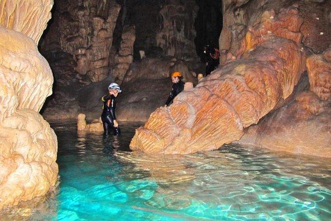 Water Cave Adventure
