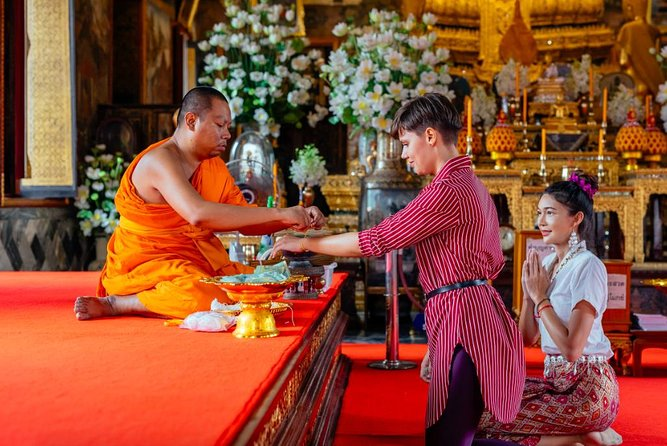 """Talk to a Real Monk"" Spiritual Experience: Buddhism & Rituals"