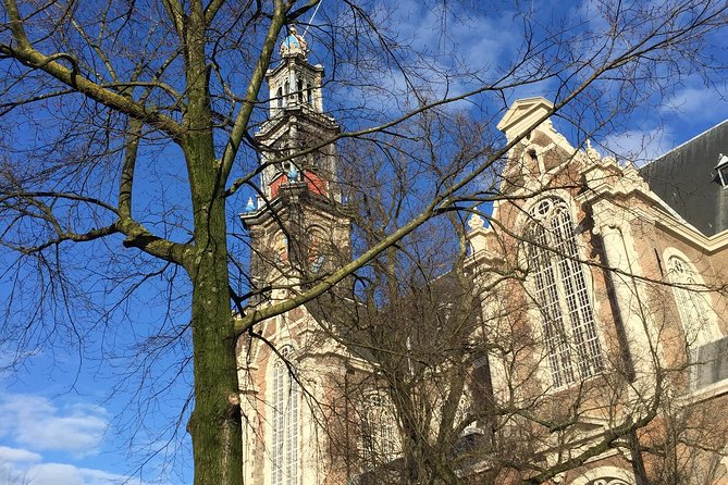 Private walk: Anne Frank in Amsterdam