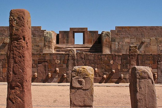 Full day Tiwanaku, the lost empire