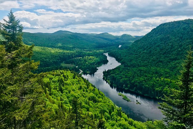 Guided Food Hike in Jacques-Cartier National Park photo 1