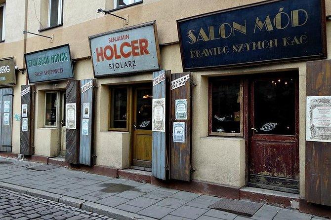 City Tour Kraków - Kazimierz Jewish Quarter by electric car