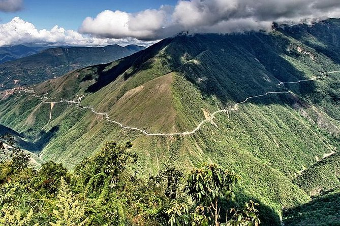 Full day Subtropical Valley of Los Yungas - Bolivia