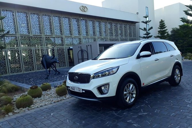 Private Transfer Agadir-Casa