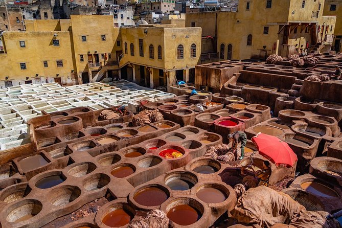 Fes Guided Tours Full Day