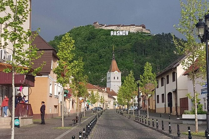 Private Day Tour from Brasov to Rasnov Fortress