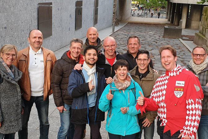 "Cologne Adventure Tour - ""Weekend Tour with Till vun Kölle"""