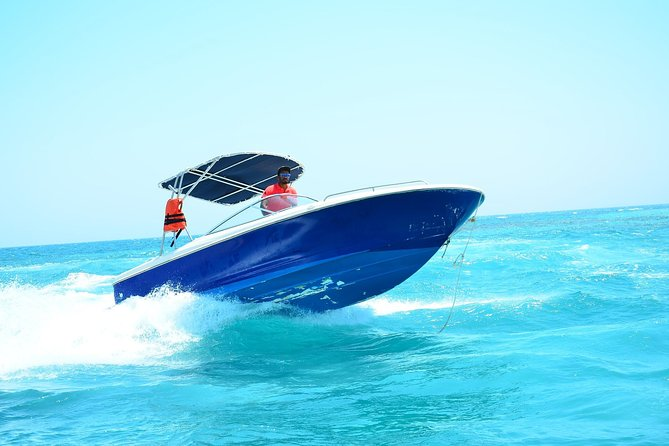 1 Hour Speed Boat & Snorkeling - Hurghada