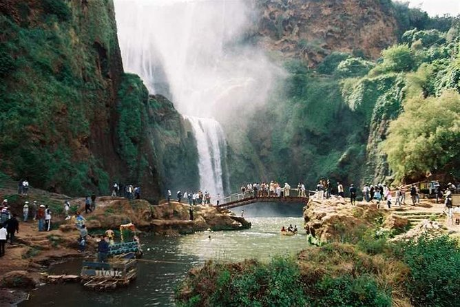 Day Excursion To Ouzoud Waterfalls photo 9