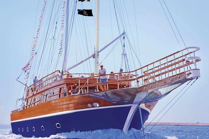 Pirates Premier Sailing Boat Trip - Hurghada