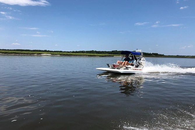 CraigCat Boat Tour from Fernandina Beach