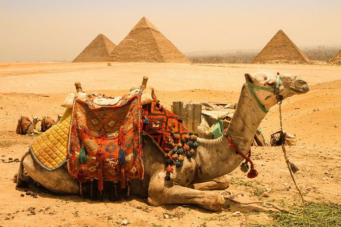 Cairo: Giza Pyramid, Sakkara & Memphis Full Day Guided Tour photo 19